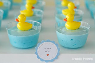 Rubber Ducky Baby Shower Desserts Ideas Toronto GTA